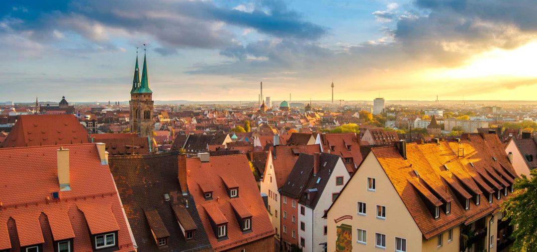 Nürnberg-Skyline
