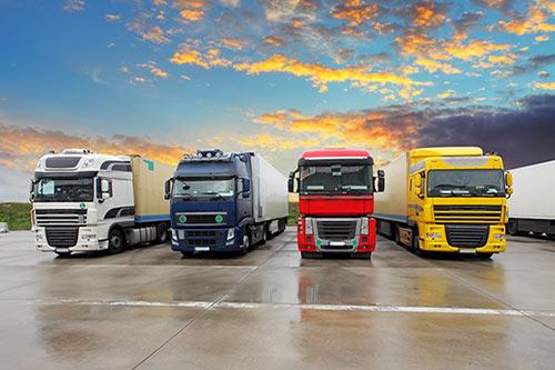 LKW-Transporter-Ankauf